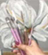 Живопист маслом. Курсы рисования маслом для взрослых в Астане