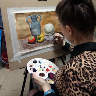 курсы рисования для взрослых в астане