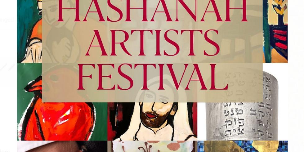 Rosh Hashanah Artist Festival