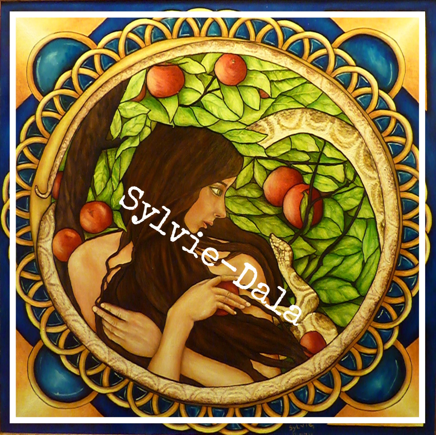 Eve du temps où elle croqua la pomme