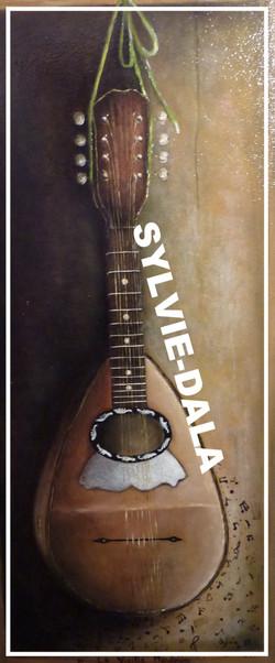 la vieille mandoline endormie