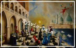 L'échiquier de Venise