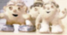 聖雅各福群會學員製作的薯蛋人,在香港漫活堂餐廳可以購買,支持本地社企。