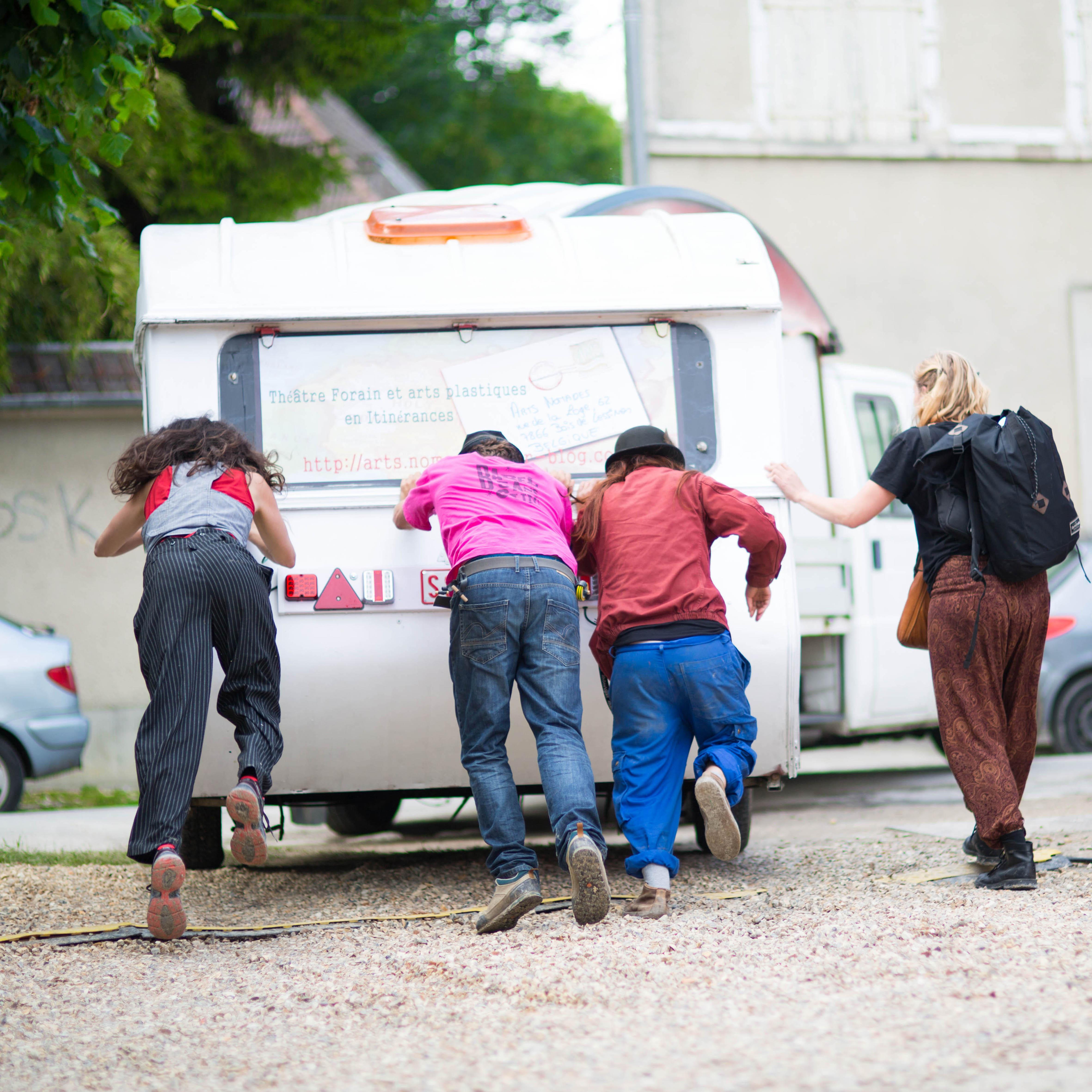 la caravane 16