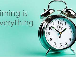 升學時機 , 幾時過去先好?