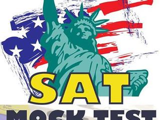 SAT MOCK TEST 課程
