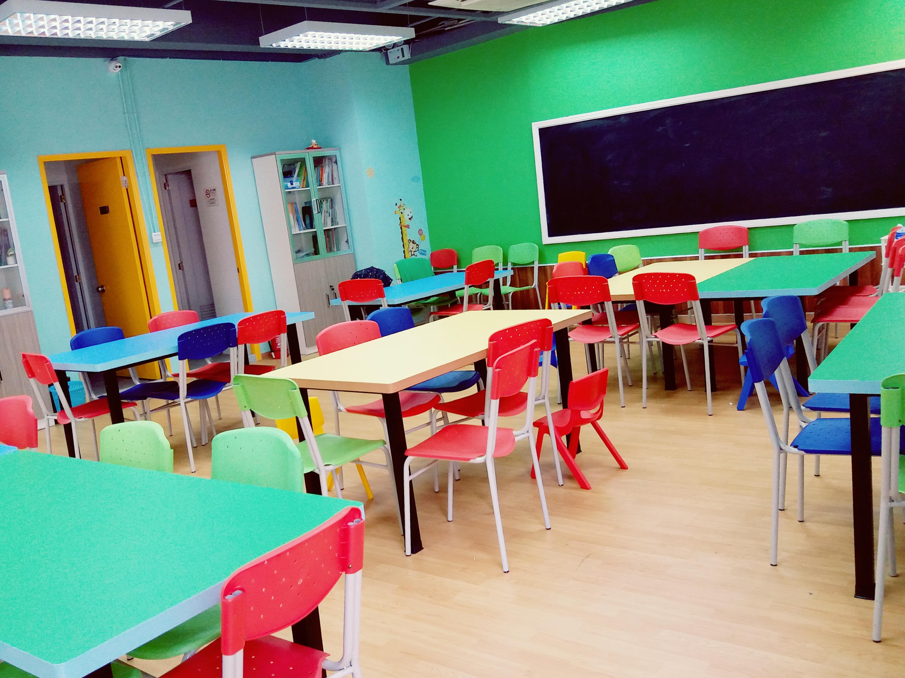 小班教學 每級導師及獨立教室