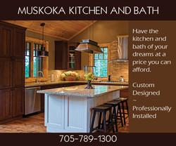 Muskoka Kitchen & bath