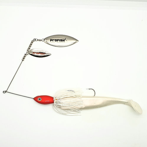 Redhead - 2.5oz Spinnerbaits