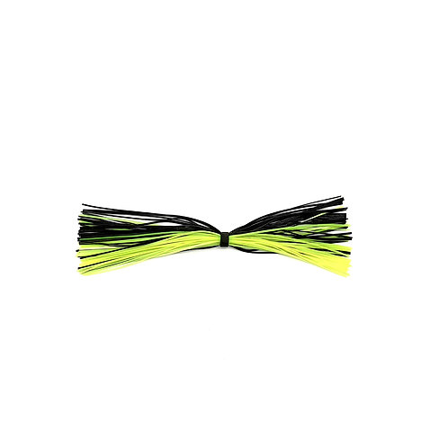 Black and Chartreuse - Skirt