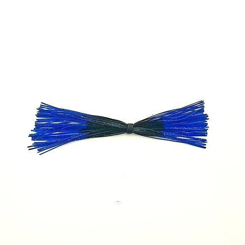 Black Blue Tip - Skirt