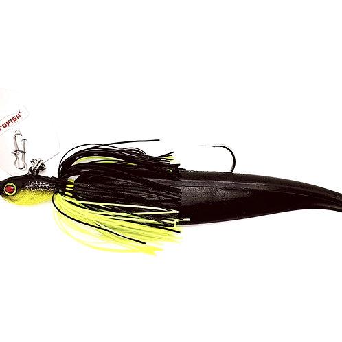 Black n Chartreuse - Trembler Pro Series