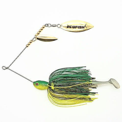 Aussie Frog - Top Pick Spinnerbaits