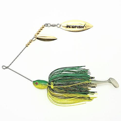 Aussie Frog - 5/8oz Spinnerbaits