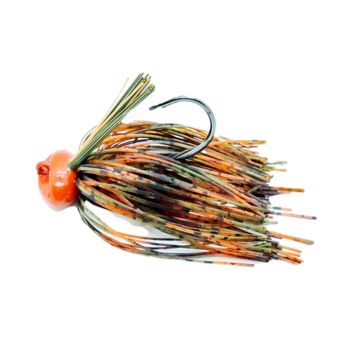 Cooked Cray - Weedless Football Jig