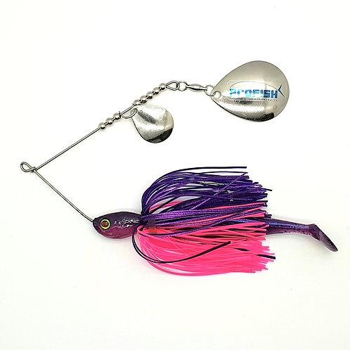Purple n Pink - Top Pick Spinnerbaits