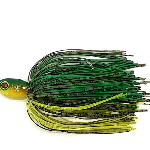 Aussie Frog - 3/4oz Spinnerbait