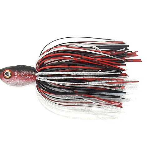 Bleeding Mullet - 3/4oz Spinnerbait