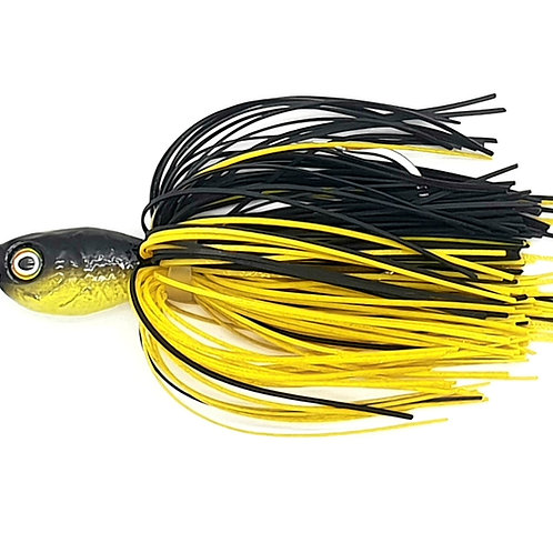 Black n Yellow - Pulsating Profish Pro Series