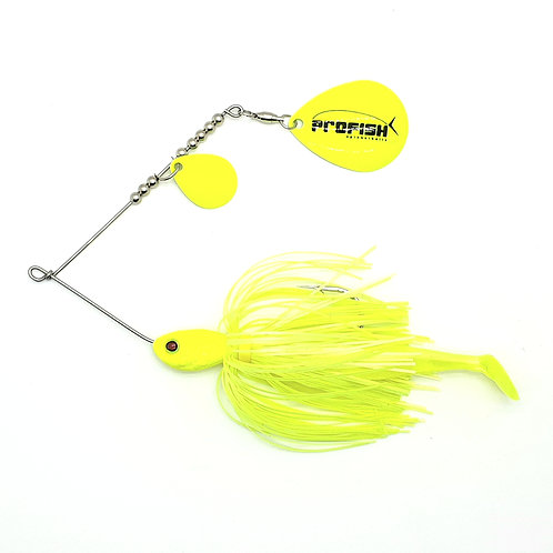 Chartreuse - Standard Spinnerbaits
