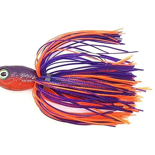Purple n Orange - Micro Spinnerbaits