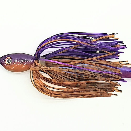 Cod Choccie - 1/4 and 3/8oz Spinnerbaits