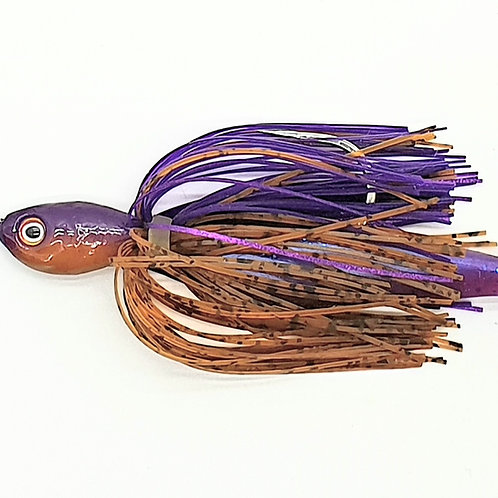Cod Choccie - 2oz Spinnerbaits