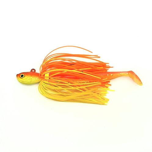 Orange n Yellow - Finesse Pulsating Profish