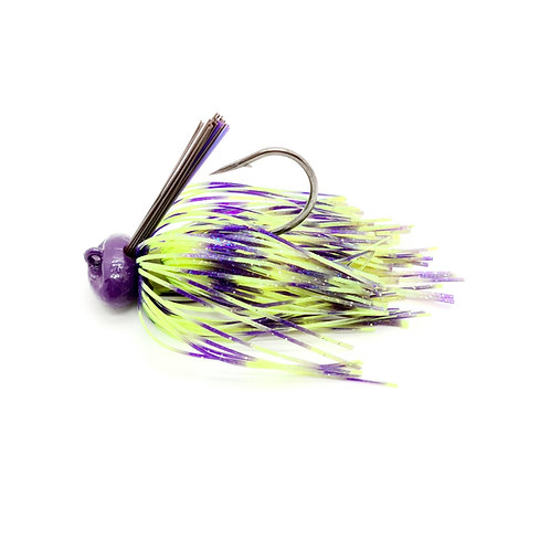 Popping Candy - Weedless Football Jig