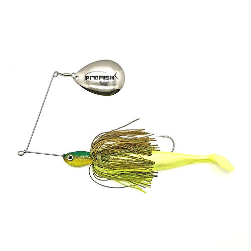 Yellowbelly - 3/4oz Spinnerbaits
