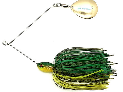 Aussie Frog - Micro Spinnerbaits