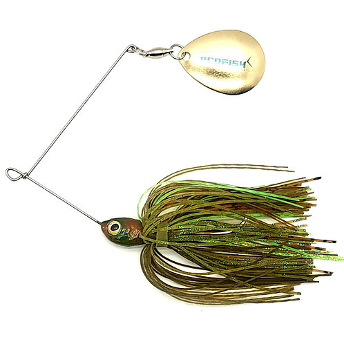Camo - 1/4 and 3/8oz Spinnerbaits