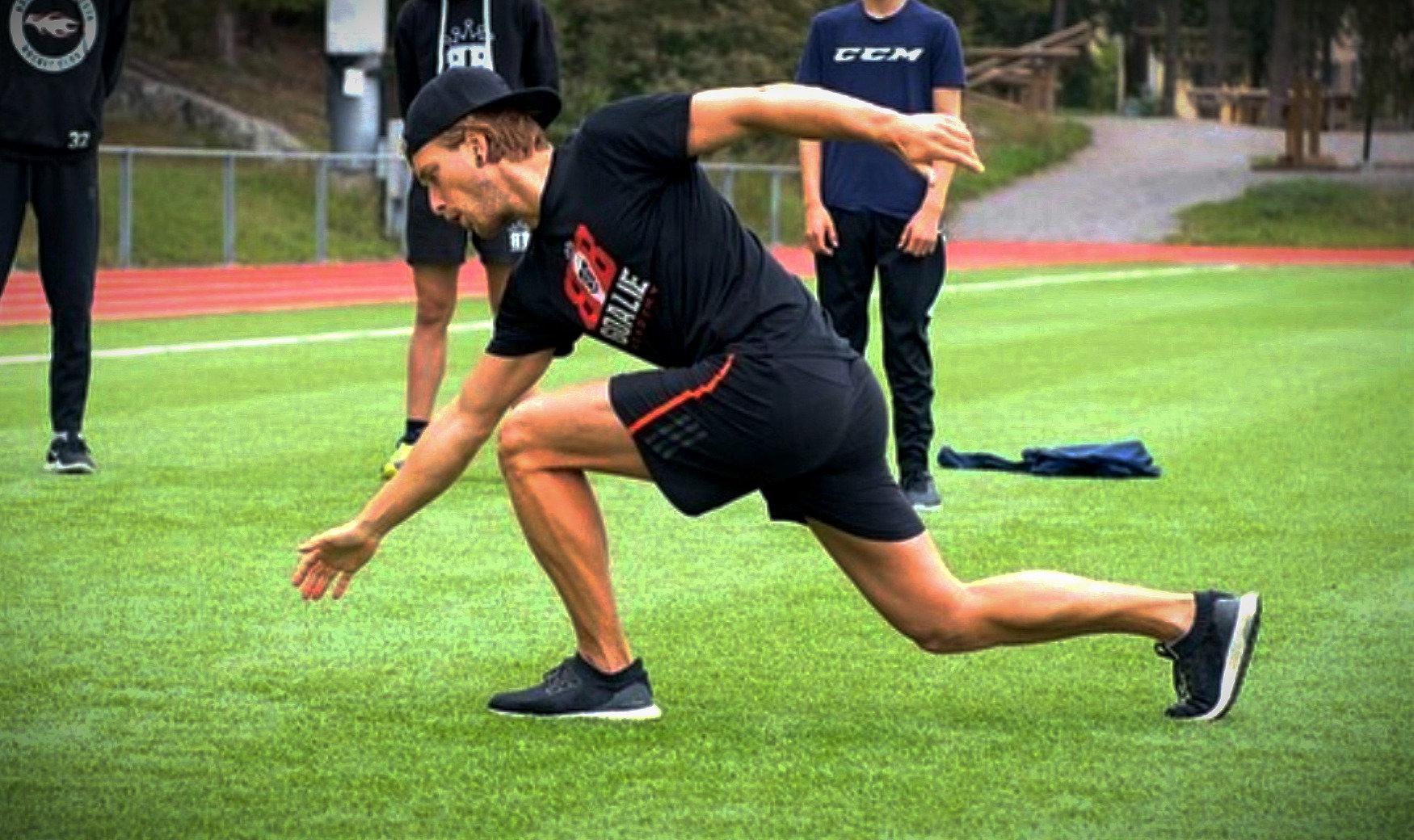 Personlig träning i liten grupp Solna