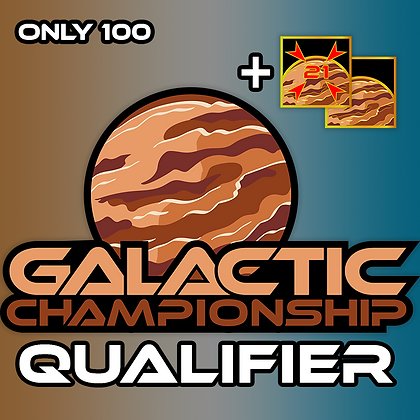 Bespin Lock Set and Qualifier Galaxies 2021