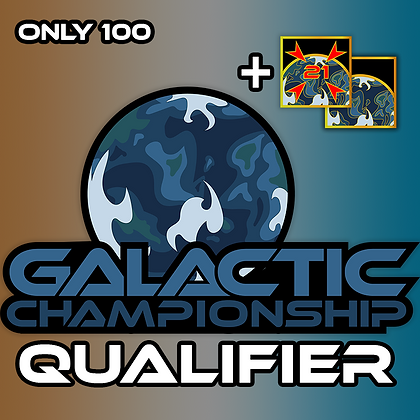 Mon Cala Lock Set and Qualifier Galaxies 2021