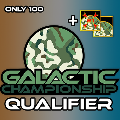 Dagobah Lock Set and Qualifier Galaxies 2021
