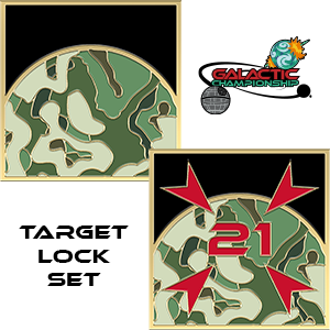 Dagobah Lock Set Only - For Galaxies Participants Only
