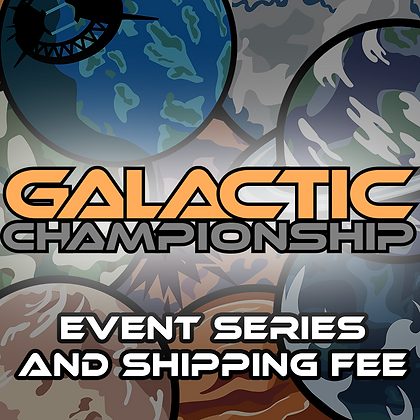 Galaxies 2021 Event Series and Shipping Fee