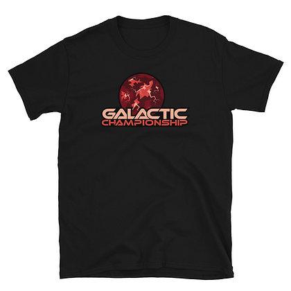 Lava Planet Shirt - Galactic Championship (5 Colors Available)