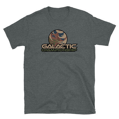 Mountain Planet Shirt - Galactic Championship (5 Colors Available)