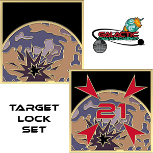 Jedha Lock Set - Galaxies Participants Only