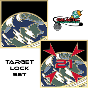 Lah'mu Lock Set Only - for Galaxies Players Only