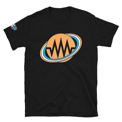 Space Jammed (v2) Short-Sleeve Unisex T-Shirt