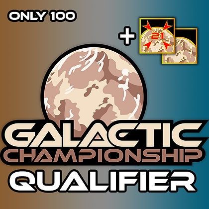 Tatooine Lock Set and Qualifier Galaxies 2021
