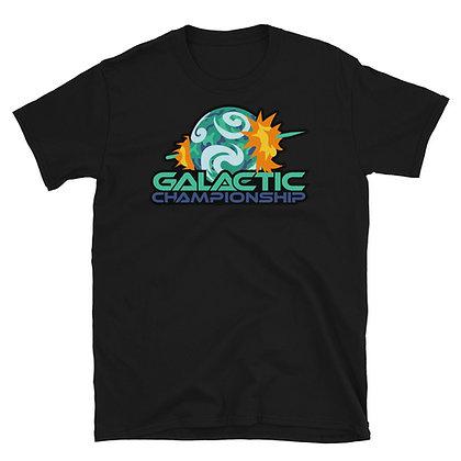 Exploding Planet - Galaxies 21 Shirt