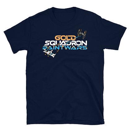 Gold Squadron Paint Wars