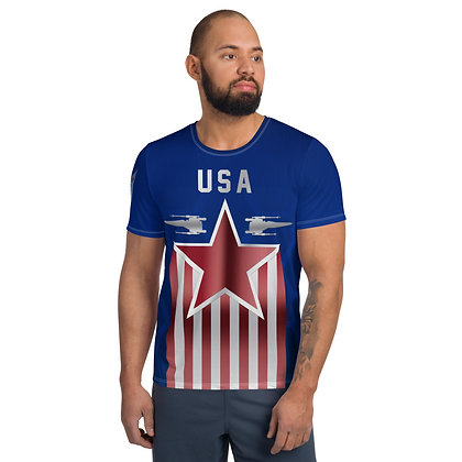 Team USA Athletic Shirt