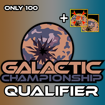 Jedha Lock Set and Qualifier Galaxies 2021