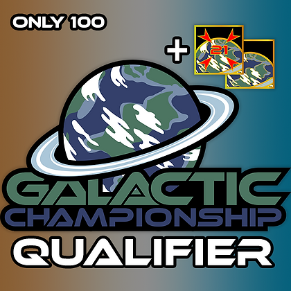 Lah'mu Lock Set and Qualifier Galaxies 2021