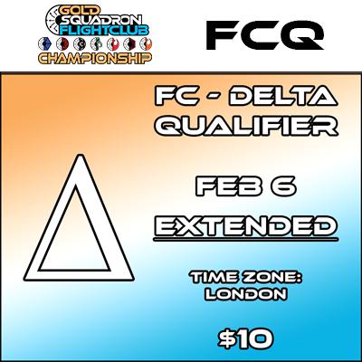 Delta Qualifier - Flight Club - Feb 6th